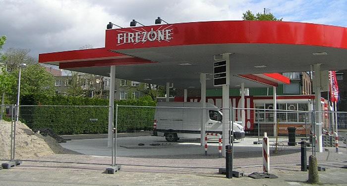 Refurbished Firezone Gouda
